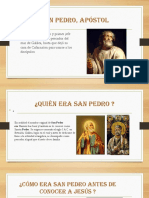 San Pedro, Apóstol