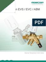 FlowCon EVS EVC ABM Brochure