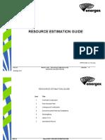 Energex Estimation Guide