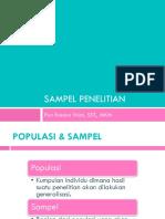 Sampel Size