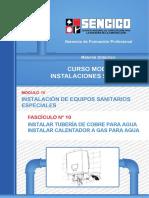 10 Instalar Tubería de Cobre Para Agua _ Instalar Calentador de Cobre Para Agua