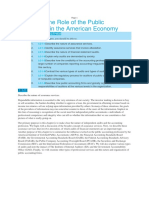 CHAPTER 1. the Role of the Public Accountant in the American Economy
