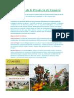 Aniversario de la Provincia de Camaná.docx