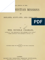 BR749.C42 1893 Early Christian Missions of Ireland, Scotland, And England (1893)
