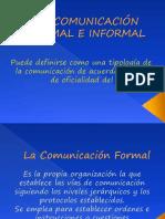 La Comunicación Formal