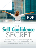 Self Confidence Secret - Bulletproof Confi - Howard McDowell