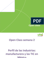Open Class Semana 2 Estructura