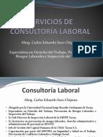 Servicios de Consultoría Laboral
