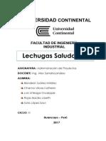 Lechugas Saludables Final