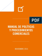 Manual Politicas Procedim Nov 2015 YANBAL UNIQUE