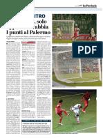 La Provincia Di Cremona 13-11-2017 - Palo E Arbitro
