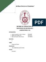 Informe de Flexion FIM