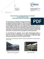 Waste Gas Recirculation Process PDF
