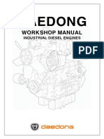 Daedong Workshop Manual Production Release 1.0