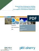 Advertised Plans - East Launceston Primary School