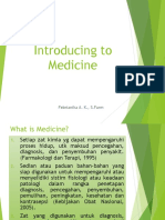 Introducing to Medicine AyuFebri