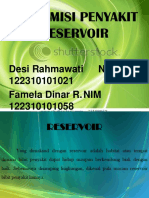 Transmisi Penyakit (Reservoir)