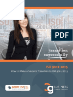 ISO 9001 Transition Guide