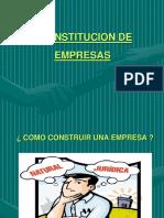 Constitucion de Empresas[1]