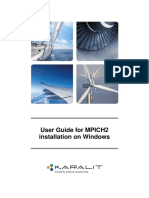 MPICH2 Installation on Windows