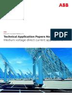 Medium Voltage Direct Current Applications