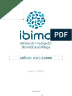 Guia Investigador IBIMA