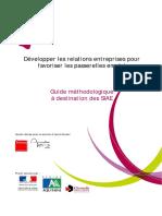 01 Guide Methodologique a Detination Des Siae Developper Les Relations Entreprises