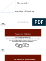 secuencias didacticas explicación