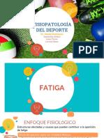 Fisiopatología Del Deporte