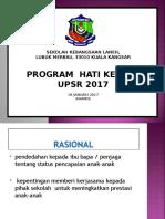 Program Kecemerlangan 2017