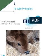 Bbc20 the Bbcs 15 Web Principles2302