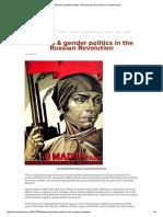 Women & Gender Politics in the Russian Revolution _ Socialist Action