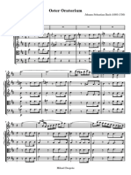 Bach Oster Score