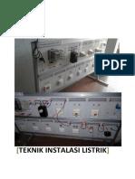 Teknik Instalasi Listrik