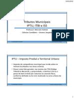 2 - Tributos Municipais_Slides