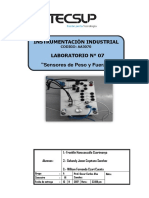 Laboratorio 07 - Sensores de Peso Semidesarrollado