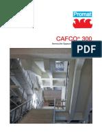 CAFCO® 300 Datasheet