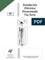 Manual Premontada via Serie