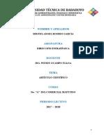 Articulo Cientifico - Miguel Rosero - V Semestre Comercial Matutino.docx.doc