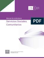 Manual de Estándares de Servicios Sociales Comunitarios