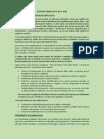 Acción de Hábeas Data en El Perú