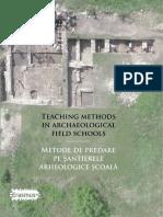 Teaching methods in archaeological Field Schools.pdf