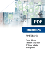 MICROSENS WhitePaper Smart Office en Web