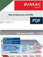 PICCajamarca Taller de Elaboraci n Del IPERC