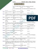 [TN] 03. Phép đếm - Hoán vị - Tổ Hợp - Chỉnh hợp - Đỗ Ngọc Thủy.pdf