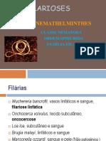 Enfermagem-Filarioses 2011