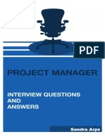 Project Manager Interview Questions