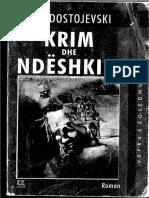 Krim Dhe Ndeshkim