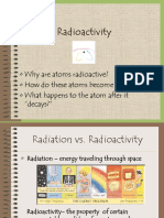 The Roots of Radioactivity