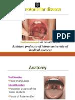 Adenotonsillar Disease Bastaninejad